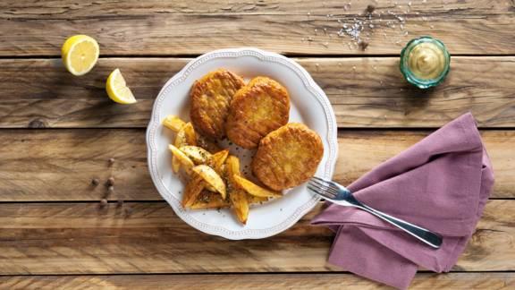 Μπιφτέκια από κιμά κοτόπουλο