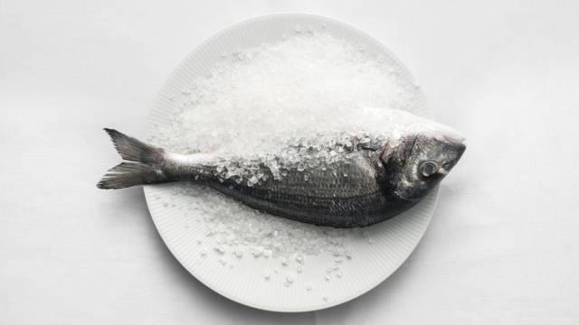 Φιλετάρισμα ψάρι