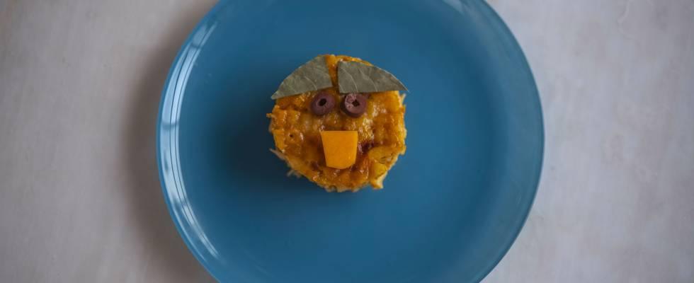Ζυμαρικά στο φούρνο με κολοκύθα